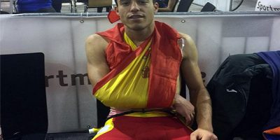 Albert Torres-Caida brazo