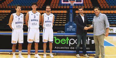 Betpoint - patrocinador Bàsquet Menorca