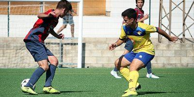 Futbol LNJ 17-18 AtVillacarlos-CE Ferreries