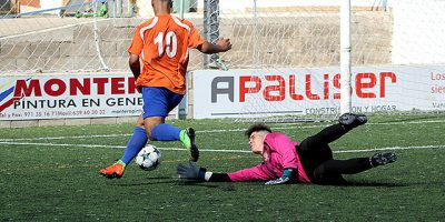 Futbol LNJ 17-18 UD Mahón-CD Menorca