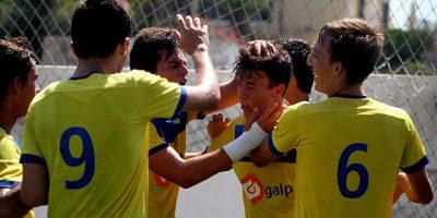 Futbol LNJ AtVillacarlos-Ferriolense