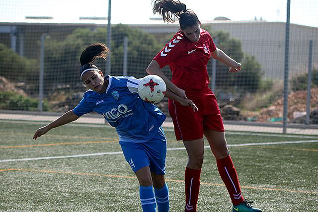 Futbol femení Sporting-Sant Gabriel
