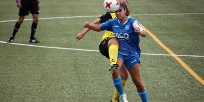 Futbol femení Sporting-Son Sardina