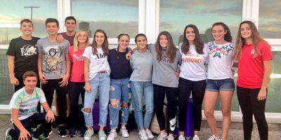 Menorquins pre-seleccions balear cadet i infantil de bàsquet