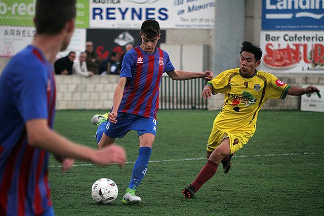CD Menorca- Sporting Mahón