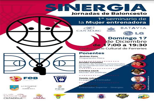 Cartel Sinergia-CB Ferreries