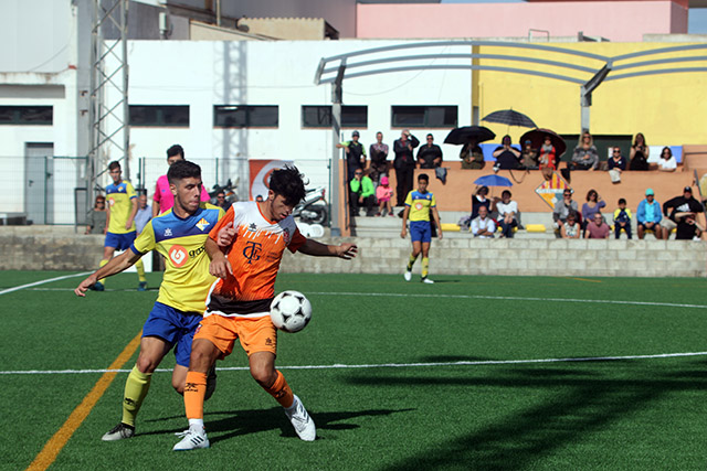 Futbol LNJ 17-18 AtVillacarlos- Platges Calvià