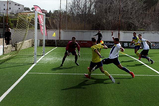 Futbol LNJ 17-18 AtVillacarlos- UD Mahón_