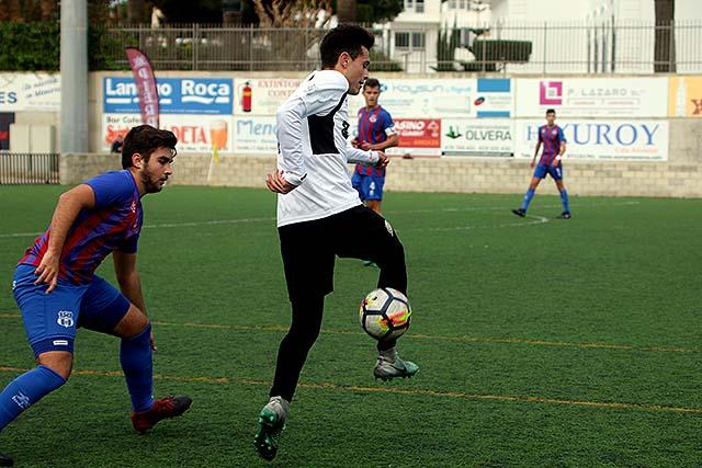 Futbol LNJ 17-18 CD Menorca- Constancia