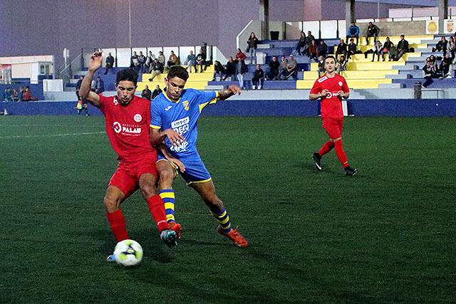 Futbol LNJ 17-18 Penya Ciutadella-Blau i Blanc