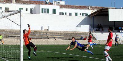 Futbol LNJ 17-18 UD Mahón-Mallorca