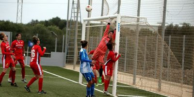 Futbol femení Sporting- Collerense
