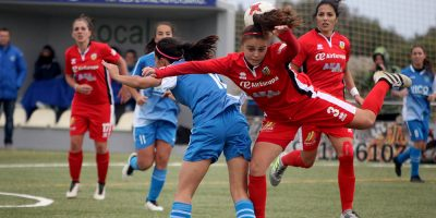 Futbol femení Sporting- Collerense_