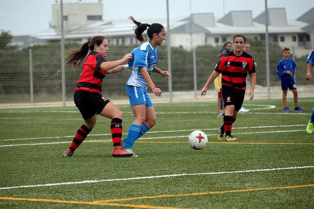 Futbol femení Sporting Mahón- Igualada