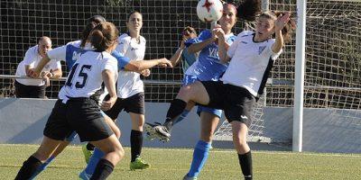 Futbol femení Sporting- Pardinyes