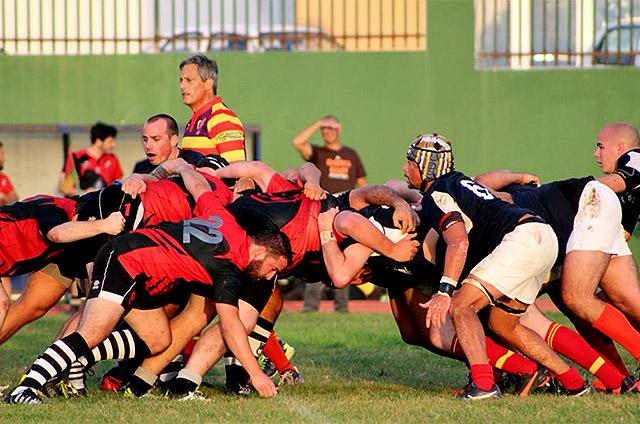 Menorca Rugby - Toro