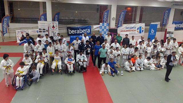 Club Vidalba-Físics a nesX Campionat Berabera d'arts marcials