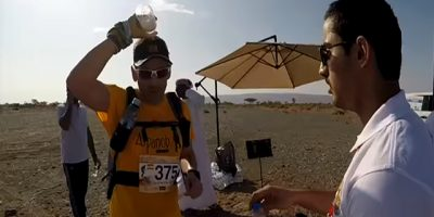Raül Riudavets-Maratón desierto Oman1