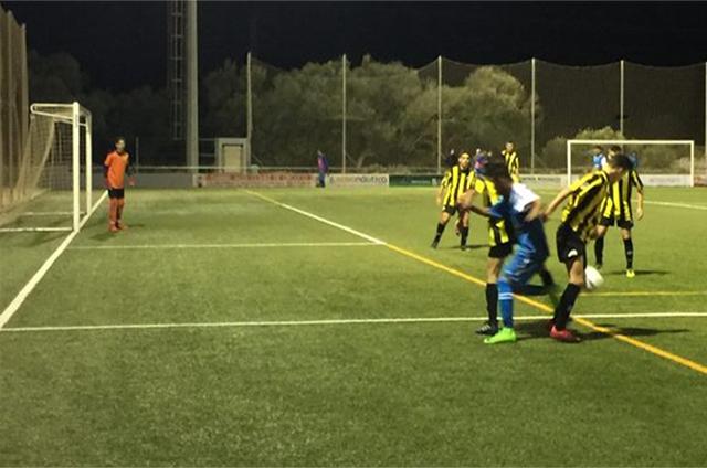 Sporting-Sant Lluís jv (Foto CCE Sant Lluís)