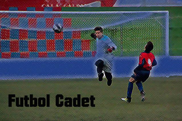 Caratula futbol cadet