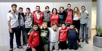 Expedició menorquina a Benidorm 2017