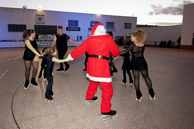 Festival Navidad EPA UD Mahón