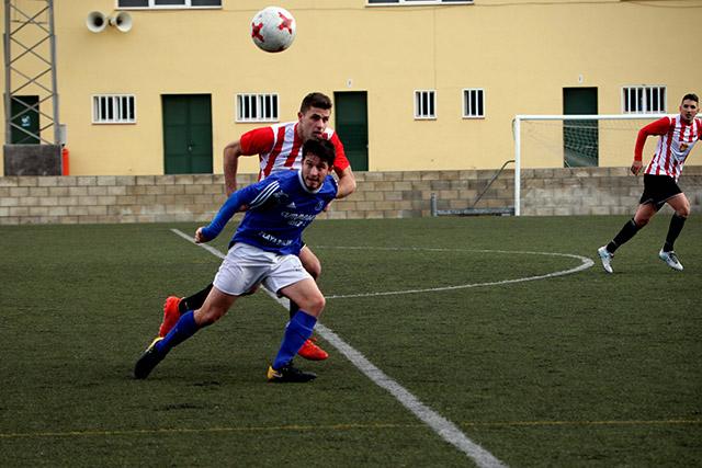 Futbol 3ª 17-18 Mercadal - San Rafael_