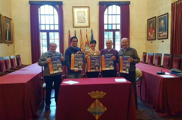 Presentación 40 aniversario Penya Ciutadella -6ª Trobada AHFM