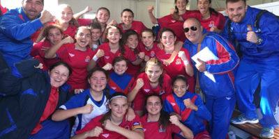 Selecció Balears sub-16 (celebració)