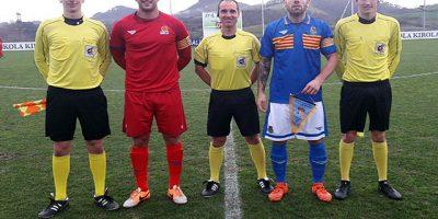 Selección Balears UEFA-Capitans