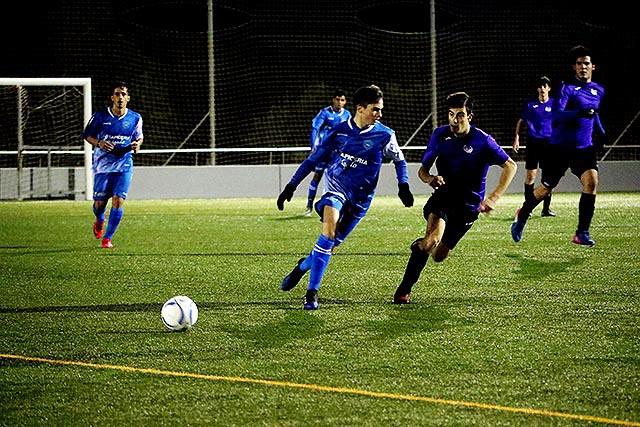 Sporting Mahón - Rtvo Boscos