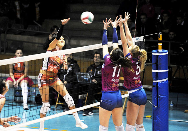 avarca volei-haro rioja superliga femenina de voleibol
