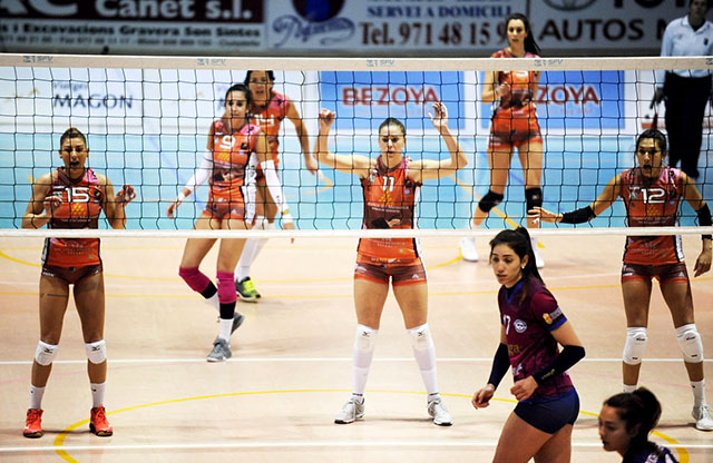 superliga femenina voleibol