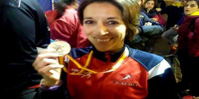 Maria Pallicer-Campeonato de España de medio maratón