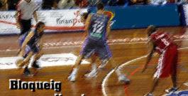 """Bloqueig directe – Roger Orfila Mir """"Es pot compaginar bàsquet i estudis sí t'administres bé"""""""