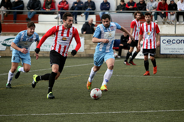 Futbol 3ª 17-18 Mercadal - Alcúdia