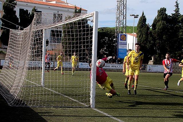 Futbol 3ª 17-18 Mercadal - Manacor