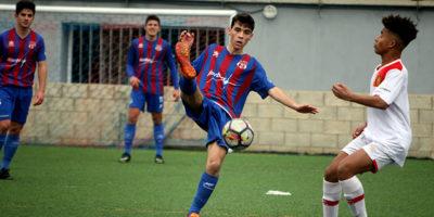 Futbol LNJ 17-18 CD Menorca- Mallorca