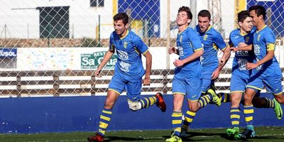 Futbol LNJ 17-18 Penya Ciutadella- Cide