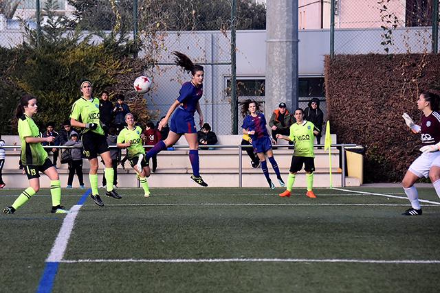 Futbol femení Barça- Sporting