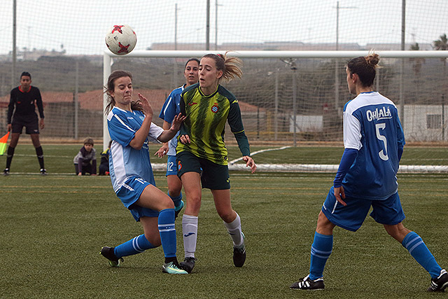 Futbol femení Sporting- Espanyol