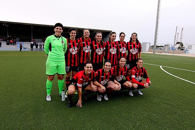 Futbol femení Sporting- Pallejà