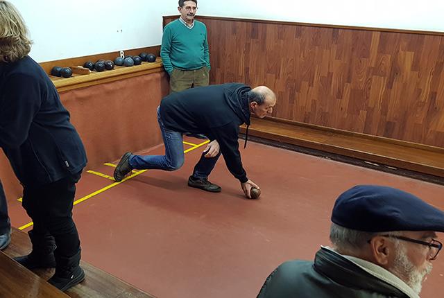 Joc de La Bolla 2018-Lligueta
