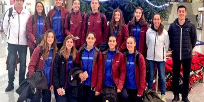 Menorquins seleccions cadets i Inf basquet IB- Campionat d'Espanya