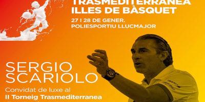 Poster -Torneig-Trasmediterranea-Illes-de-Basquet-SCARIOLO