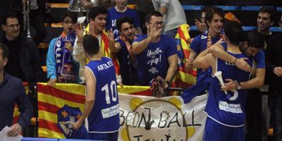 Basquet Menorca-Girona