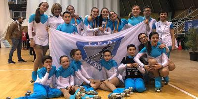 Club Patinaje Artístico Menorca-Torneo Latina