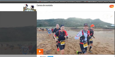 Caratula video Trail des Fars