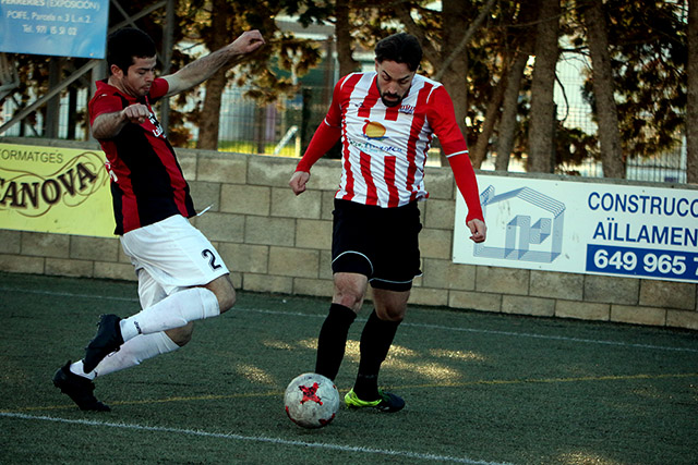 Futbol 3ª 17-18 Mercadal - Serverense