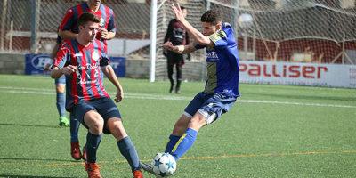 Futbol LNJ 17-18 UD Mahón- CE Ferreries_